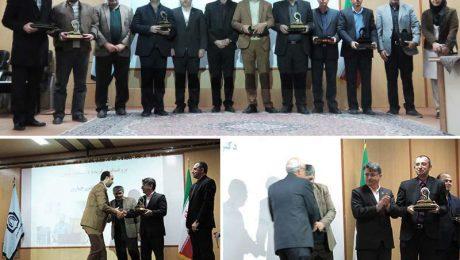 مراسم هفته پژوهش دانشگاه دامغان برگزار شد
