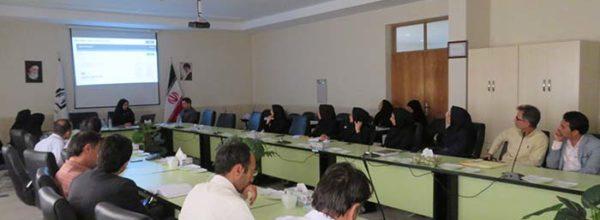 کارگاه آشنایی با نظام های رتبهبندی در سطح ملی و بین المللی در دانشگاه دامغان برگزار شد